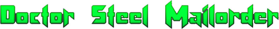 Logo Doctor Steel Mailorder